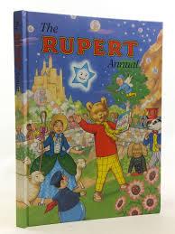 rupert annual 1996 written ian robinson book code 602234