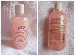 philosophy amazing grace perfumed shampoo bath u0026 shower gel review