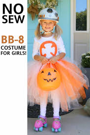 Candy Princess Halloween Costume Sew Star Wars Bb 8 Costume Girls