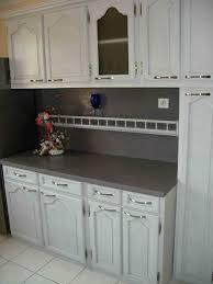 repeindre des meubles de cuisine rustique renovation cuisine rustique chene best collection et repeindre