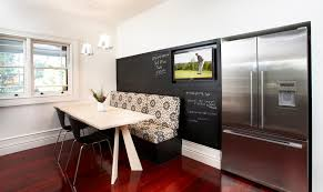 tv in kitchen ideas chalkboard in kitchen ideas kitchen contemporary with metal pendant