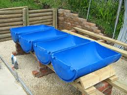 Backyard Fish Farming Tilapia Drum Set Up I U0027m Looking At Doing Over My Garden Bed I Can Grow