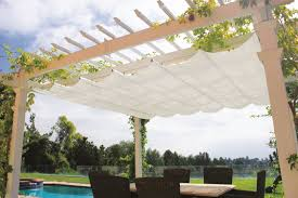 Pergola Gazebo With Adjustable Canopy by Infinity Canopy Infinity 10 Ft W X 10 Ft D Pergola Canopy Wayfair