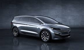 mpv car 2017 news geely mpv concept revealed