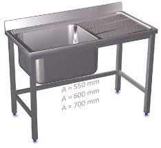 plonge cuisine professionnelle bac à plonge comparez les prix pour professionnels sur hellopro fr