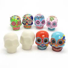 skull cake topper el dia de los muertos skull wedding cake topper a00124