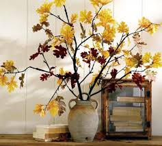 autumn decorations 34 ideas for autumn decoration with twigs branches and