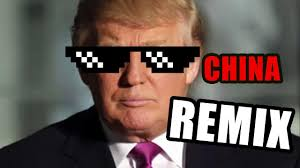Chinese Meme - donald trump saying china remix dank memes youtube