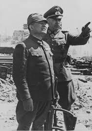 Japanese Generals by German Colonel General Ewald Von Kleist Paul Ludwig Ewald Von