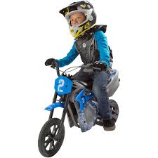electric motocross bikes pulse performance em 1000 electric dirt bike blue walmart com