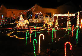 easy outdoor lights on trees best for large