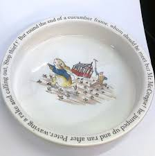wedgwood rabbit rabbit wedgwood porridge bowl house of treasures house