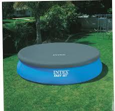 Intex 14 X 42 15ft X 42in Easy Set Pool Set Intex