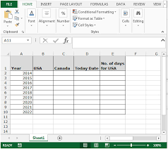 thanksgiving day in microsoft excel 2010 microsoft excel tips