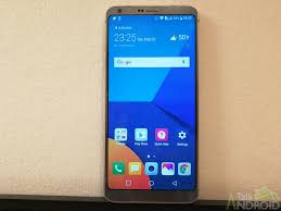welcome lg g6 a phone with google assistant built in