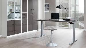 Schreibtisch H Enverstellbar Up U0026 Down Lava Elektrisch Höhenverstellbar Wellemöbel 160