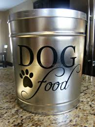 Decorative Dog Food Storage Containers Decorative Dog Food Storage Containers 5 Gallery Of Storage