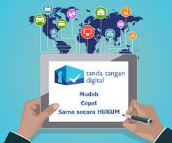 membuat tanda tangan digital gratis tanda tangan digital identitas dalam dunia maya bpptik