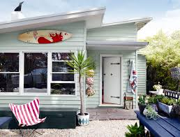 why i love a weatherboard home dulux paint holiday beach and
