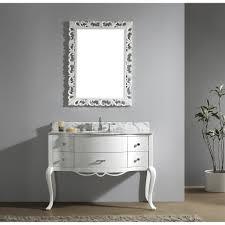 48 Inch Solid Wood Bathroom Vanity by Solid Wood Bathroom Vanities Made In Usa