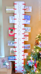 christmas holder card holder 25 unique christmas card holders ideas on