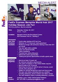 fedex to hold season fair fox13