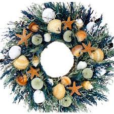 24 best wreaths images on seashell wreath wreaths for
