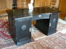 Schreibtisch Schwarz Lack Eckschreibtisch Schwarz Holz Rheumri Com