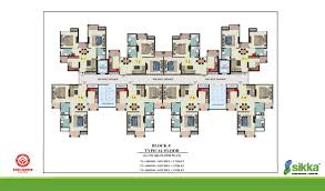 typical floor plan kannan greens floor plan