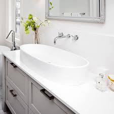 ios bathtub countertop washbasin oval resin limestone ios 80