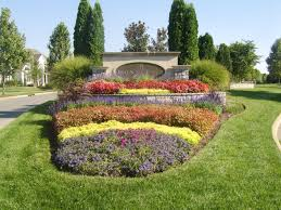 Done Right Landscaping by Nashville Subdivision Entrances Landscaping