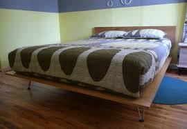 Diy Platform Bed Plans Great Diy Platform Bed With Cheap Easy Low Waste Platform Bed