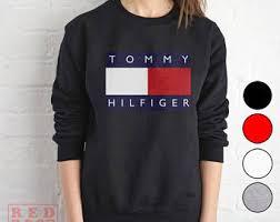 vintage hilfiger sweaters hilfiger etsy