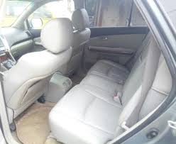 lexus rx330 leather seat lexus rx330 used 2004model for sale price 3 1m call 08131267376