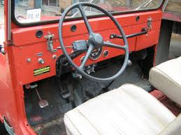 willys jeepster interior exactly what my u002768 jeep cj5 looked like jeeps pinterest