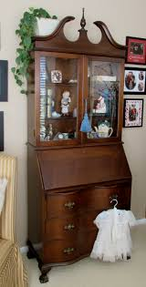 Pottery Barn Secretary Desk by This Picture Reminds Me Of My Secretary Desk Which Is Filled With