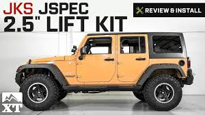 jeep 2 5 engine jeep wrangler jks jspec 2 5 lift kit 2007 2017 jk 4 door review