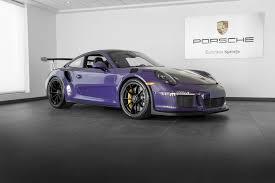 porsche gt3 rs 2016 2016 porsche 911 gt3 rs for sale in colorado springs co tp2733