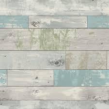 peel and stick wallpaper reviews nuwallpaper multi color beachwood wallpaper nu1647 the home depot