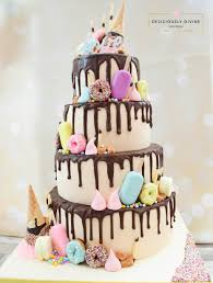 a four tiered chocolate drip wedding cake pure indulgence with