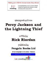 Percy Jackson Barnes And Noble Percy Jackson And The Olympians The Lightning Thief Mafiadoc Com