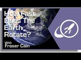 Vermont how fast does the earth travel around the sun images How fast does the earth rotate universe today jpg#4