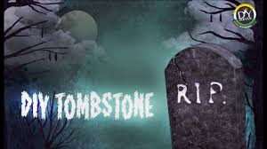 how to make halloween tombstone halloween 2017 halloween