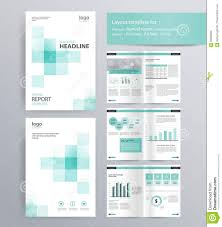 ind annual report template page layout for company profile annual report and brochure