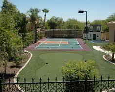Backyard Sports Court by Backyard Sports Court Sport Court Of Iowa Backyard Basketball
