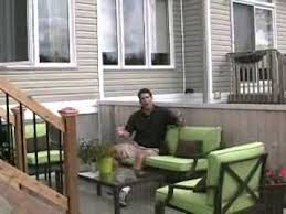 Backyard Decks Pictures Small Backyard Deck Design Intro Youtube