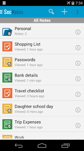 how to apps on android best password protected secure notes apps for android