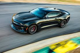 when did camaro change style 12 things you didn t about the 2017 chevrolet camaro 1le