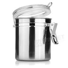 online get cheap stainless kitchen canisters aliexpress com