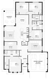 narrow house plan apartments layout of homes best narrow house plans ideas that